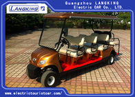 چین 8 Passenge Electric Club Car For Hotel Reasort 80km Range HS کد 8703101900 شرکت