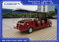 Steel Alloy Framework Vintage Electric Golf Carts Free Maintain Battery Operated